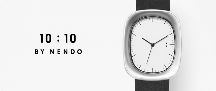 10:10 BY NENDO / テンテン バイ ネンド