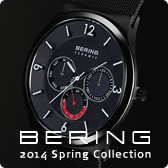 BERING SPRING COLLECTION